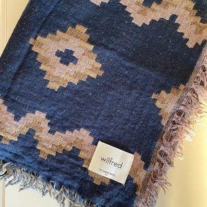 Aritzia   Wilfred Diamond Mosaic Blanket Scarf